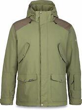 Dakine HUNTSMAN Mens Zip Front Hoodie Jacket Lar. Surplus Tarmac NEW 2018 Sample