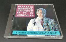 Dr. Schueler's- Home Medical Advisor Pro Ver 4.0 - 1995