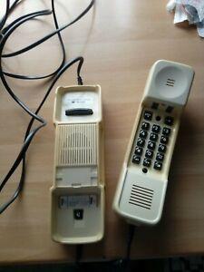 80er Kult Tastentelefon Dallas LX Post K Fe Ap 381 Farbe beige
