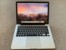 Apple MacBook Pro 13 inch Laptop with Retina Display - Late 2013, 256 GB