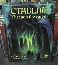Call of Cthulhu Cthulhu Through The Ages Seven Different Eras