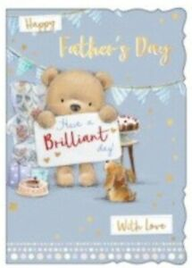 Father's Day Card ~ Dad Have A Brilliant Day by Out of The Blue ~ Free P&P