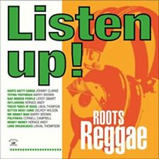 V/A Reggae - Listen Up - Roots Reggae [CD]
