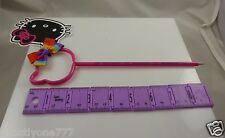 Hello Kitty  ink pen pink fun rainbow bow