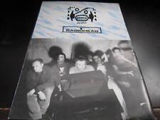 Radiohead 1995 Japan Tour Poster Style Concert Program Tom Yorke Atoms for Peace