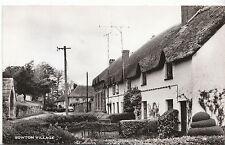 Devon Postcard - Sowton Village - Exeter - Real Photograph    CC326