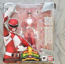 S.H. Figuarts Red Ranger Mighty Morphin? Power Rangers Bandai Tamashii