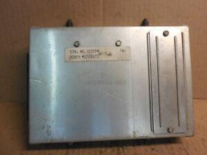 1985 Buick Century 3.0L Engine Control Module ECU ECM 1226948