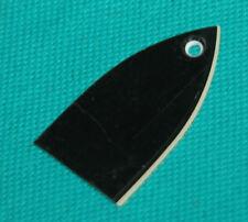 2005 ESP Ltd MH-100FM Electric Guitar Neck Original No-Logo Truss Rod Cover