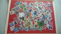 2005  - lot 100 timbres seconds USA