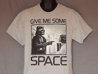 NEW Star Wars Movie T-Shirt Darth Vader Princess Leia Short Sleeve Men's Size XL
