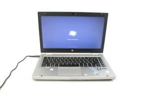 HP EliteBook 8470P Intel Core i5 2.70Ghz 4GB RAM 160GB SSD 14'' Win7 Laptop