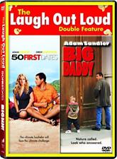 50 First Dates / Big Daddy DVD R1 Adam Sandler