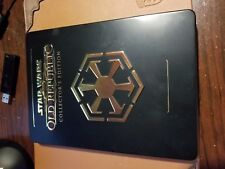 Star Wars THE OLD REPUBLIC Collector's Edition (Steelbook, 3-Disc) PC Game