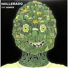 """Hollerado - 111 Songs  RARE OOP ORIG Canadian 7"""" Vinyl EP with 115 songs (New!)"""