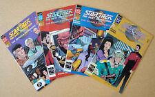 Star Trek TNG The Modal Imperative Set 4 DC Comic Books MINT Bagged & Boarded
