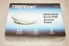 NEW TrendNet TEW-753DAP N600 Dual Band 300MBps PoE Wireless Access Point