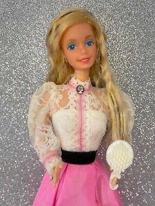 Barbie Angel Face 1982 anillo + accesorios + tacones originales # 5640 Mattel