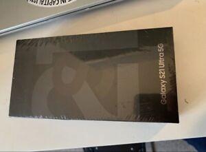 Samsung S21 Ultra 5G Black