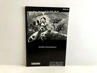 Mega Man X SNS-RX-USA Super Nintendo MANUAL ONLY Authentic Original