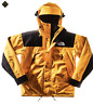 The North Face Men 1990 Mountain Jacket  Gore-Tex Black & Gold Size 3XL NWT