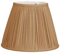 Deep Empire Gather Pleat Lamp Shade