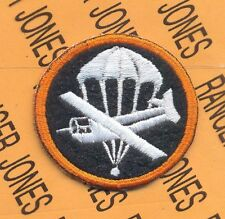 507th Airborne Infantry Regt Parachute Glider Waco Enlisted Hat patch #46