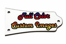 Custom Personalized Truss Rod Cover w/ picture or logo fits Epiphone® guitars