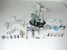Star Wars Action Fleet Micro Machines Imperial Atat Millennium Falcon Figures