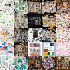 Diy Calendar Scrapbook Album Diary Book Decor Planner Paper Label Stickers