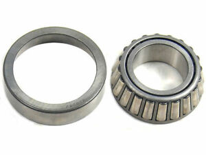 For 1968-1972 NSU 1200C Axle Shaft Bearing Rear Inner Centric 54213BX 1969 1970