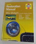 Restaurierungsanleitung / restoration manual MG Midget Austin Healey Sprite 1998