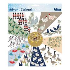 Christmas Countdown Advent Calendar - 24 Windows - 418792 12 Days of Xmas
