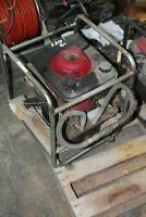 Hurst -Jaws of Life Rescue 5000PSI Hydraulic Pump Gas Engine Briggs& Stratton