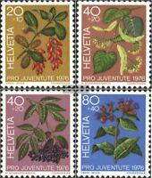 Schweiz 1083-1086 (kompl.Ausg.) gestempelt 1976 Pro Juventute