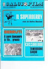 JUVENTUS CALCIO FILM 8 DECEMBER 1976 INCLUDES REVIEW VERSUS TORINO