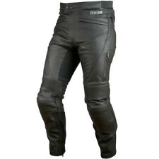 "WEISE HYDRA 'WATERPROOF' ARMOURED LEATHER JEANS SIZE 38"" WAIST RRP £299.99"