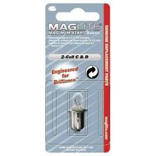 MagLite LMSA201E Xenon für 2C-/ D-Cell Stablampen im Blister 4'er Pack