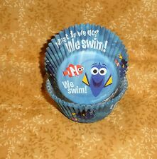 Finding Dory,Cupcake Papers,Multi-color,50 Ct.,Wilton,415-4647,Disney Pixar