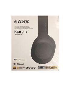 Sony h.ear on 2 Wireless WH-H900N Grey Black Kopfbügel Headset