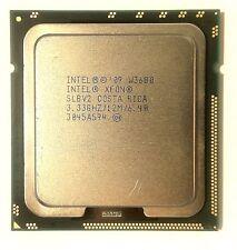 Intel Xeon W3680 Six-Core Westmere-EP 6x 3.33 GHz 12MB L3 Cache LGA 1366 SLBV2