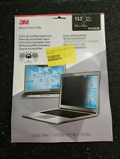 NEW 3M PF133C3B Privacy Filter for 13.3in Standard Laptop (PF133C3B) Screen