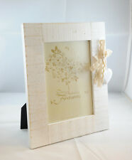 ZEP PICTURE FRAME TABLE 13 X 18 STYLE ANTIQUE WITH HEART NEW