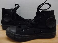 Converse Chuck Taylor All Stars Black Size 12 Youths 012418DBT
