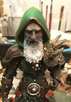 Mythic Legions Custom Omen Head