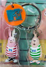 Usavich MTV Mascot Figure Key Chain Rabbit Dream Rush JAPAN ANIME MANGA
