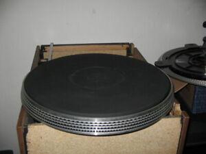 Akai Plattenspieler Plattenteller Akai AP - D 30 Teller / Gummiauflage