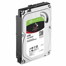 Seagate IronWolf 4TB NAS Internal SATA Hard Drive (ST4000VN008).