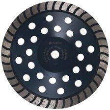 "FREE SHIPPING New Bosch DC730H 7"" Turbo Diamond Cup Wheel 5/8""-11 hub 8,500 RPM"