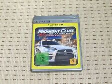 Midnight CLUB LOS ANGELES COMPLETE EDITION PER PLAYSTATION 3 ps3 PS 3 * OVP * P